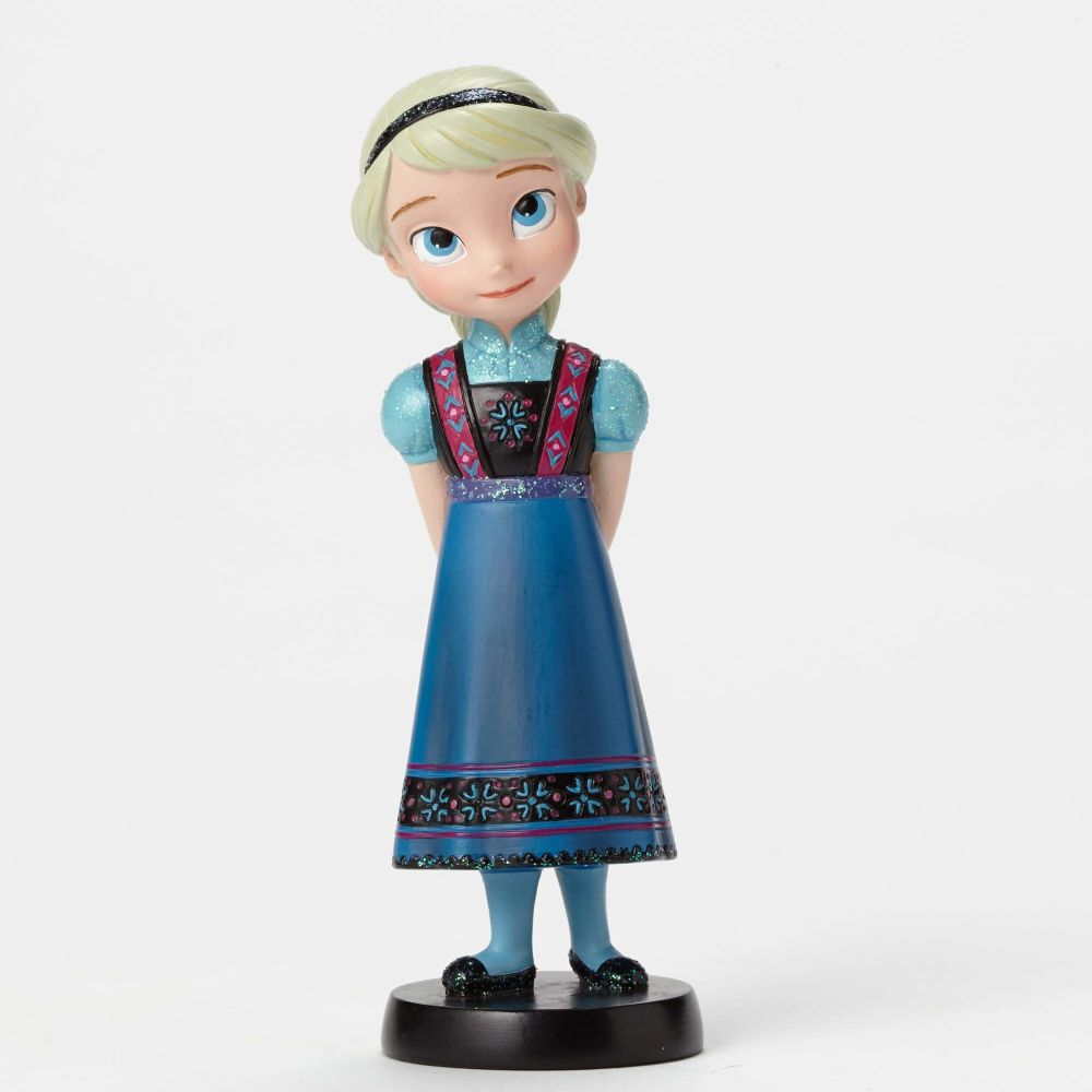 Disney Showcase Elsa Little Princess from Frozen Couture de Force Figurine 4049617